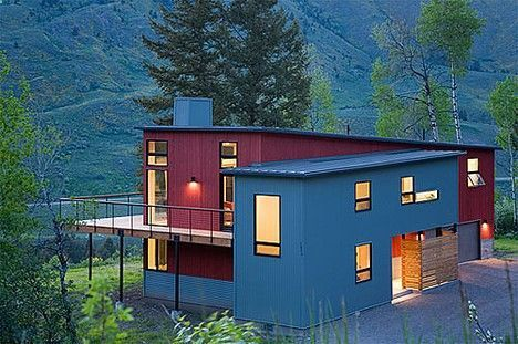 The Ultimate Guide To Shipping Container Homes - For Sale, Cost ... #ShippingContainerHomes