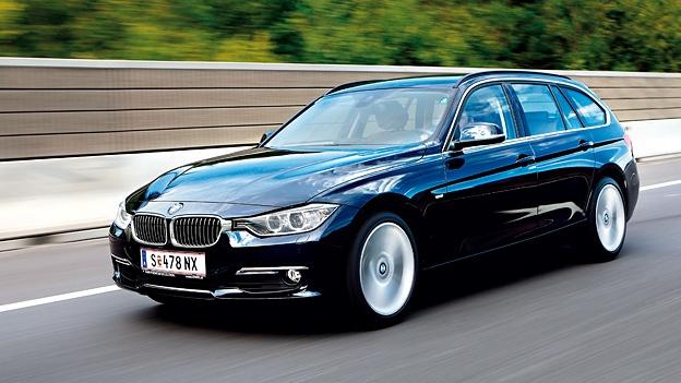 Test: BMW 330d Touring http://www.autorevue.at/best_of_test/fahrberichte/bmw-330d-touring-kombi-test-fahrbericht.html
