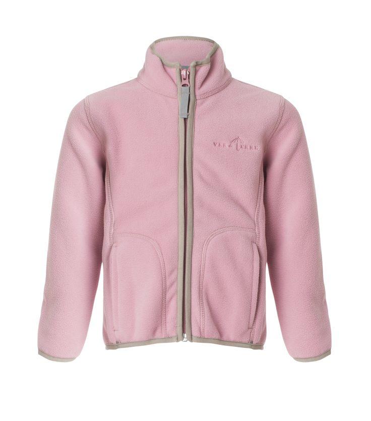 Ver de Terre fleece - pink blush. More colors available on our website!
