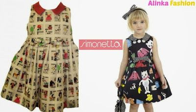 Simonetta Dresses are available at Alinka Fashion.