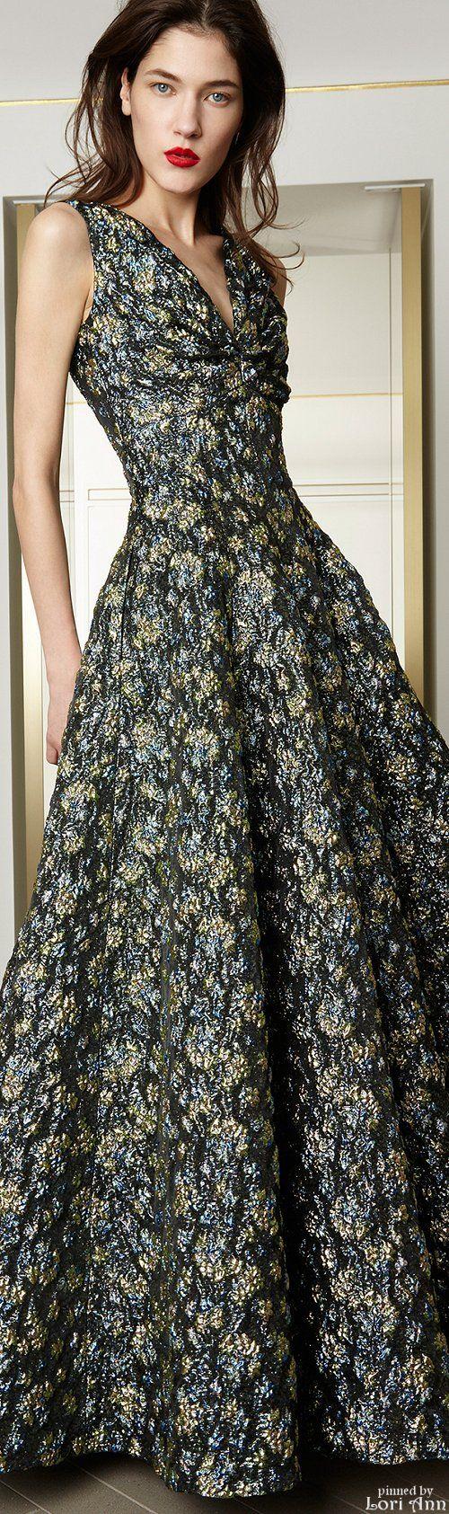 Talbot Runhof PreFall 2015 Fashion, fashion