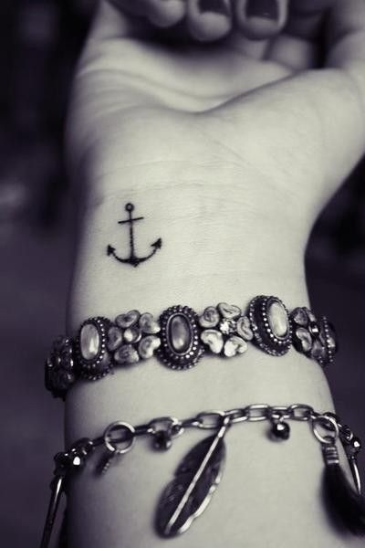 bracelet, cute, fashion, tattoo  #tattoo #girls #wrist www.loveitsomuch.com