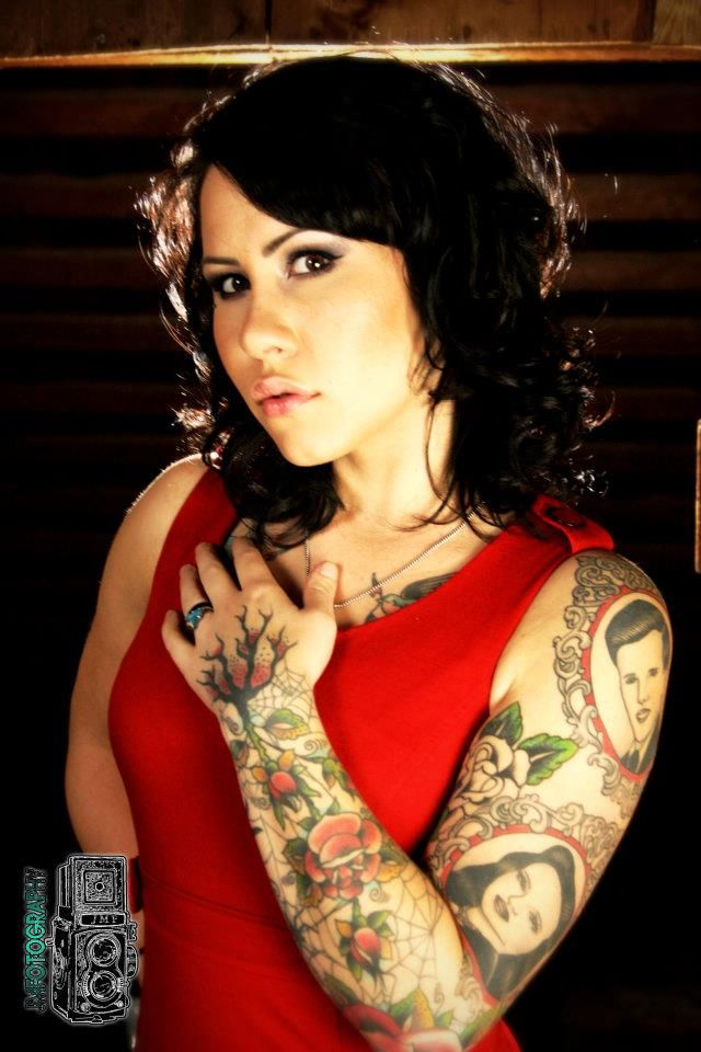 Sunny Marie naked 358