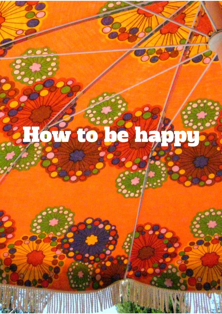 How to be happy - and why it comes from the inside: https://wp.me/p90hGP-41