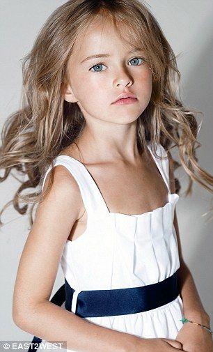 K Baby Model Mother of world...