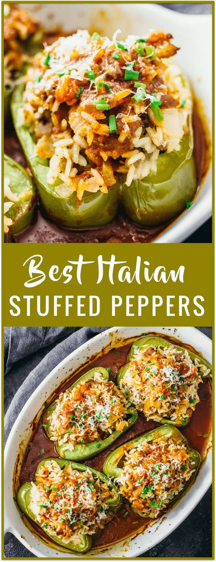 recipe: stove top stuffed peppers in tomato sauce [21]