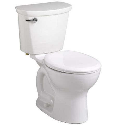 • Combination bowl and tank, less seat • 12'' (305mm) rough • High efficiency, ultra-low consumption (4.8Lpf/1.07 gpf), utilizes 20% less water • Meets EPA WaterSense® Criteria (pending) • Trade specific tank • PowerWash® rim scrubs bowl with each flush • Metal trip lever • Metal shank fill valve • Includes EZ-Install tools • EverClean® Surface • 16-1/2'' (419mm) rim height for accessible application • Fully glazed 2-1/8'' trapway • Generous 9'' x 8'' (229 x 203mm) water surface area •…