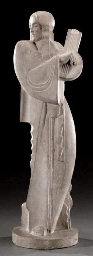 Nouveau 76 best Jean (Jan) et Joël Martel (1896 - 1966) images on  NQ34