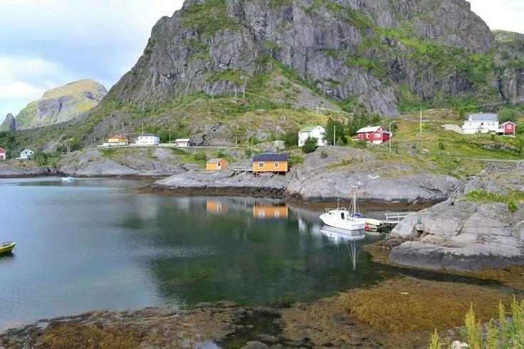 Lofoten.Norway.A friend name Arve have taken this.