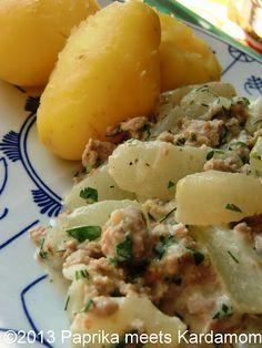 Ich liebe Gurken! Könnte ich immer und ständig essen! In allen möglichen Varianten, als Rohkost, im Sushi, als und im Salat, im Kartoffelsalat, eingelegt mit Gewürzen, in Salzlake, als ungarische S…