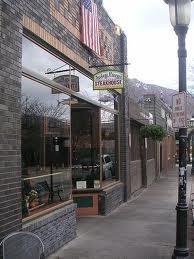 downtown Glenwood Springs, Colorado