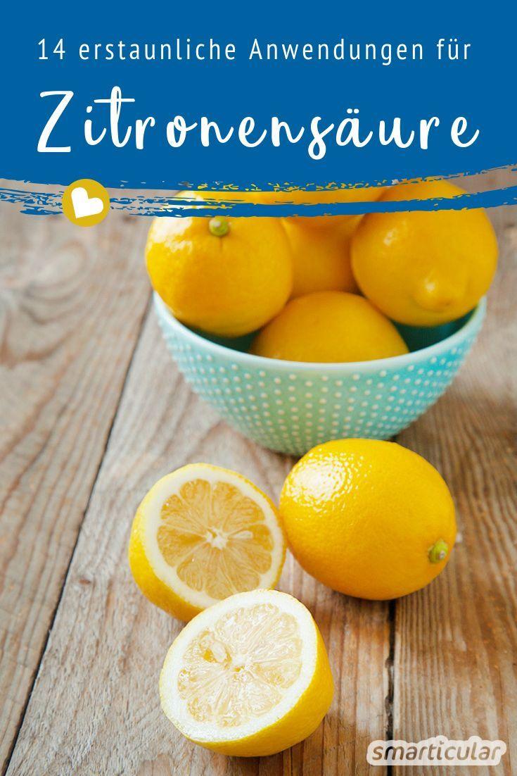15 Erstaunliche Anwendungen Fur Zitronensaure Putzmittel