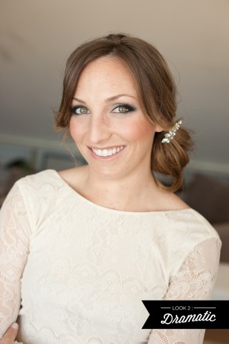 12 Must-Read Wedding Makeup Tips For The DIY Bride- The Dramatic Bride