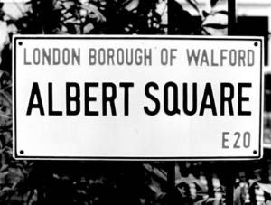 Eastenders ... One of my all time favorite shows.
