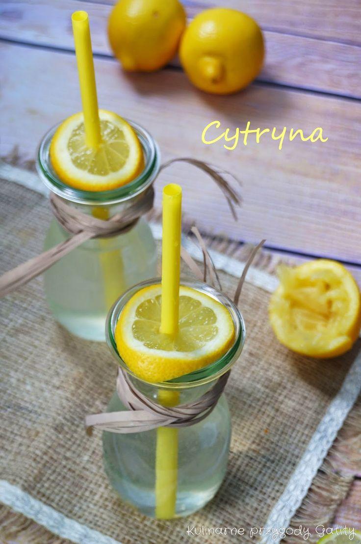 Kulinarne przygody Gatity: Cudowny napój cytrynowy