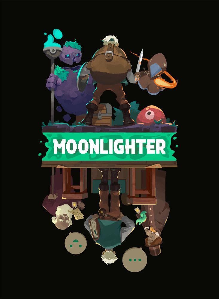 Artstation Moonlighter Illustrations David Aguado Game Concept Art Game Art Indie Game Art