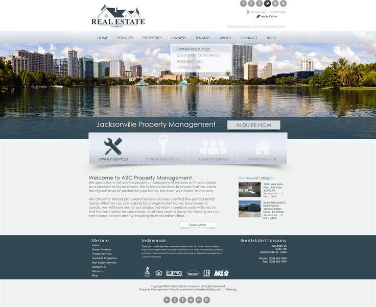 Property Manager Websites Smart Site