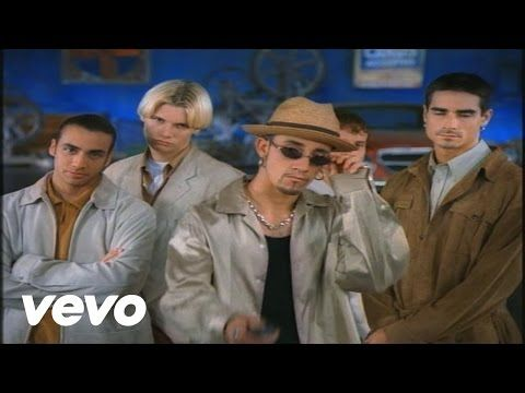 Backstreet Boys - As Long As You Love Me - YouTube