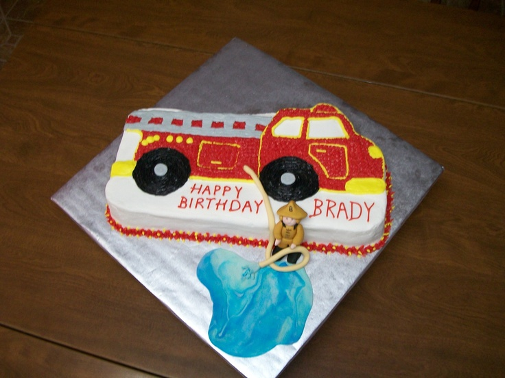 Easy Fun Looking Rd Birthday Cake