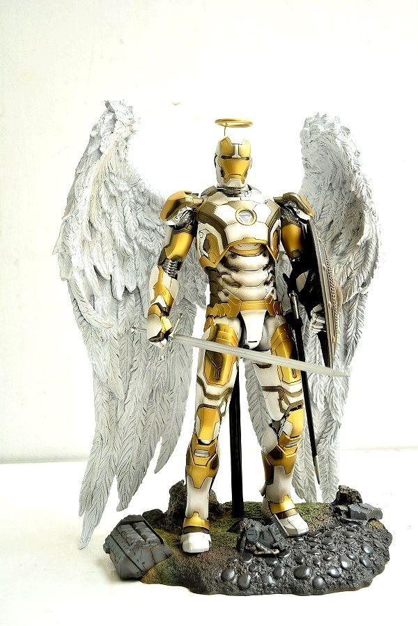 Mark 42 Sacred Oath By Fast Sacred Action Figures Marvel Legends