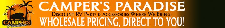 Camper's Paradise, Best Prices for RV Parts and Accessories