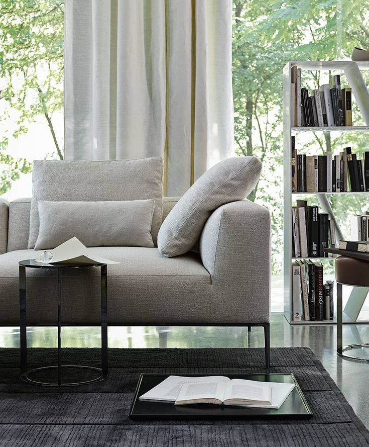 Sofa Michel Effe B&B Italia - Design by Antonio Citterio