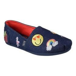 Shop for Women's Skechers BOBS Plush Perfect Patches Alpargata Denim. Free Shipping on orders over $45 at Overstock.com - Your Online Shoes Outlet Store! Get 5% in rewards with Club O! - 22693148