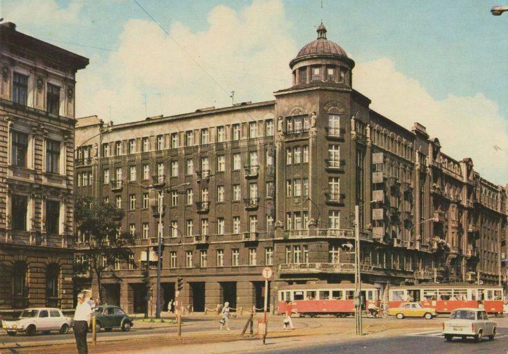 "Hotel ""Polonia"" fot. A. Stelmach 1974r. KAW"
