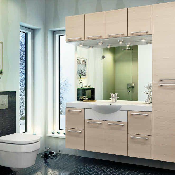 Kylpyhuonekalusteet Thames