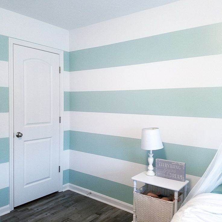 Best 25+ Painting Horizontal Stripes Ideas On Pinterest
