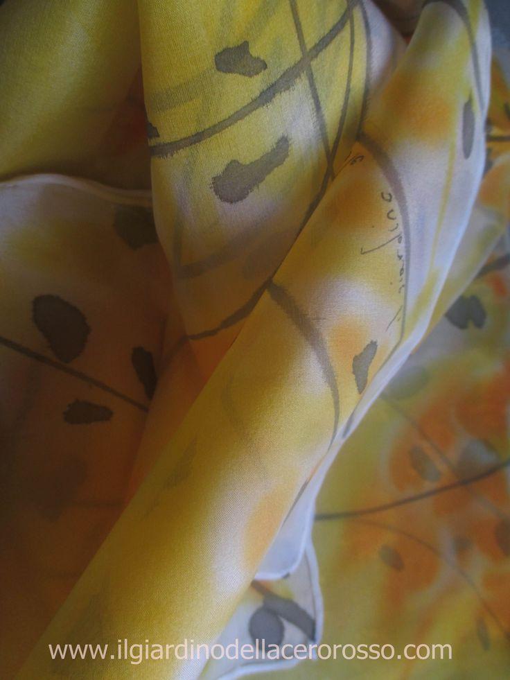 giallo come la mimosa - www.ilgiardinodellacerorosso.com