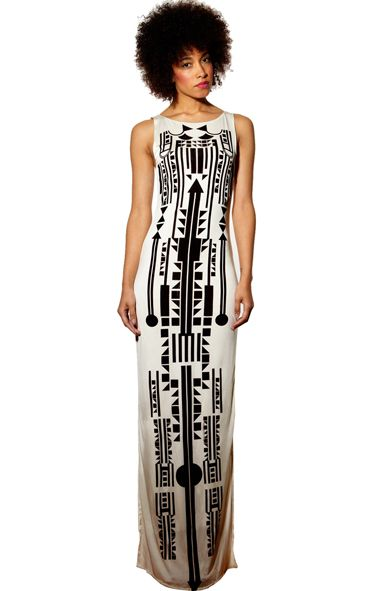 African Prints in Fashion: Prints of the Week: Sindiso Khumalo SS13