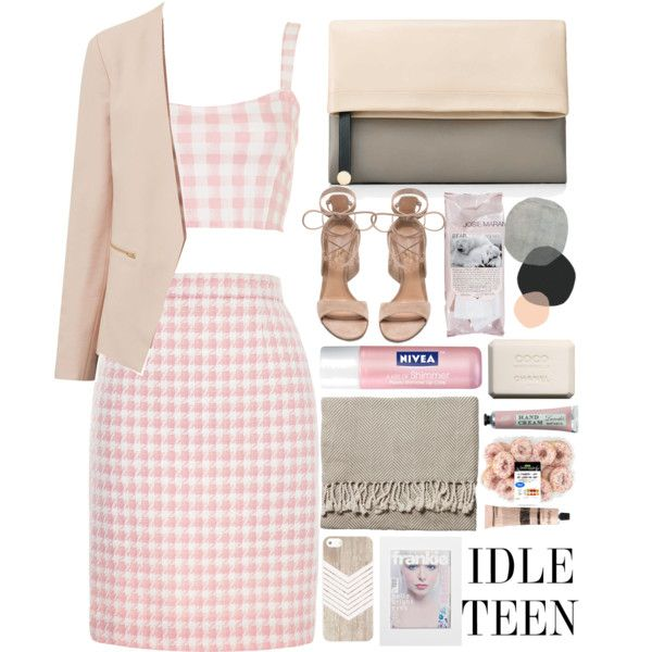 i lied by johanna-dn on Polyvore featuring Motel, Chanel, Gianvito Rossi, Tiffany & Co., Aesop, Josie Maran, Nivea and Serena & Lily