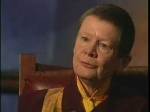 Bill Moyers on Faith and Reason With Pema Chodron - Part 1 :: really a wonderful 8 part interview series on buddhism, with pema, lighthearted, lovely, delightful, inspirational.