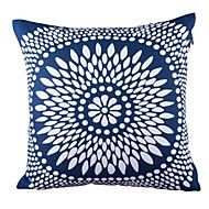 "Modern 18"" Square Floral Pillow Cover/Pillow With... – AUD $ 24.30"