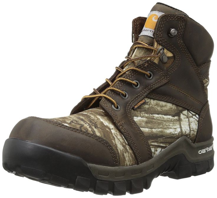 Carhartt Men's CMF6375 6 Inch Composite Toe Boot => Remarkable product available now. : Carhartt Boots