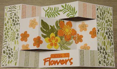 Daans knutselkamer: Botanical Blooms