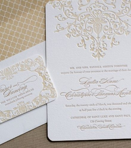Best 25+ Classy wedding invitations ideas on Pinterest