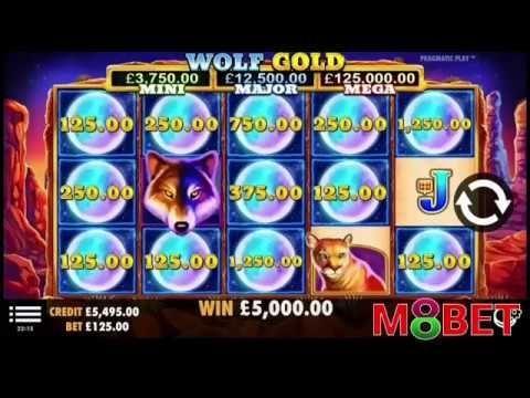 Menang Jutaan Rupiah Main Wolf Gold Di M8BET – #Di…