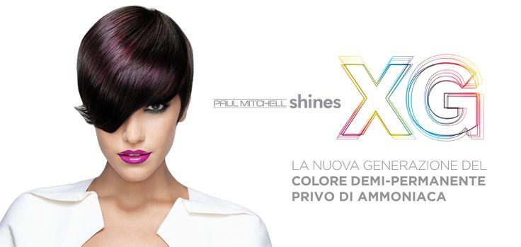 SHINES XG, la nuova generazione del colore demi-permanente senza ammoniaca