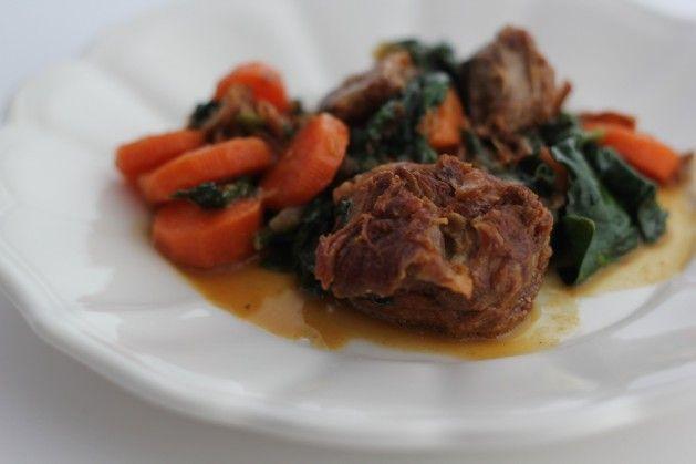 1000 images about cuisine porc on pinterest pulled pork filet mignon sauce and sauces - Joue de porc cocotte minute ...