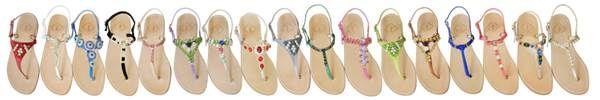 Ankalia Swarovski Crystal Sandals. Limited edition luxury. Choice of flats or 2cm heel. Worldwide shipping #ankalia #ankaliadesigns #sandals #swarovskisandals