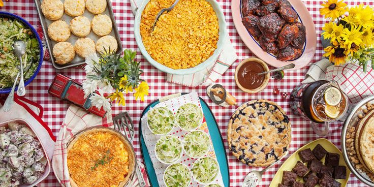 Easy Potluck Recipes - Summer Recipes
