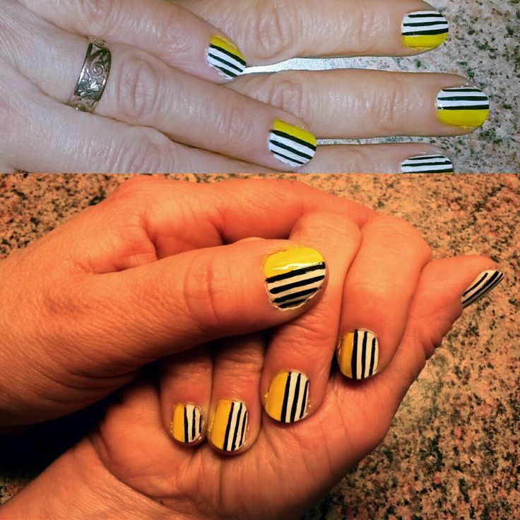 Strip nails