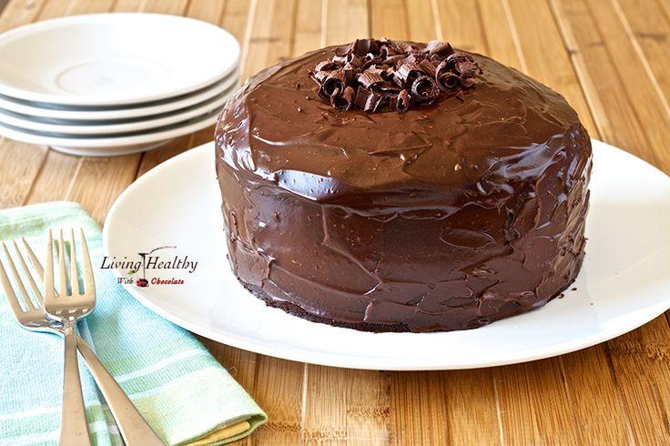 Paleo Chocolate Cake recipe (Grain, Gluten, Dairy Free)