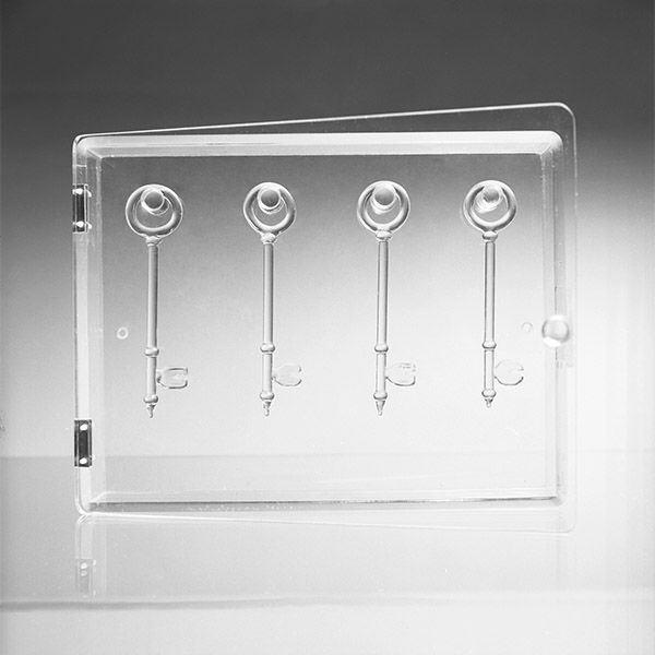 "Yoko Ono, ""Glass Keys to Open the Sky"", 1961"