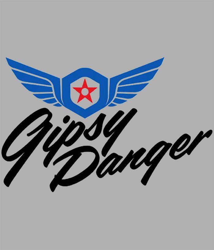 Camiseta chica Pacific Rim. Gipsy Danger