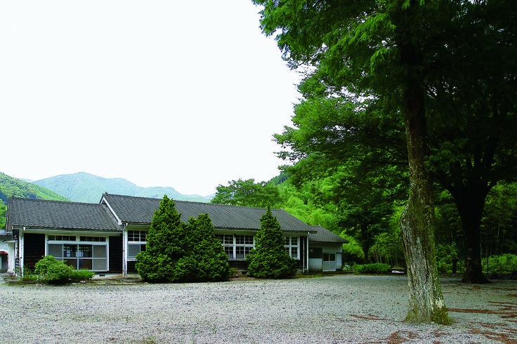 球磨村の風景