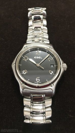 Ebel 1911 Watch Ref 9187241 For Sale in Dublin 2, Dublin from Alastair Davis Jewellery & Watch Consultant