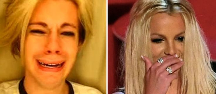 It's been a decade since Chris Crocker told everyone to 'leave Britney alone' https://link.crwd.fr/3Jwn